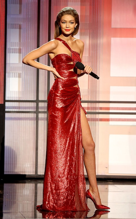 Gigi Hadid, AMAs, 2016 American Music Awards