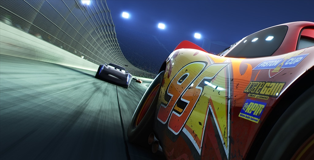 Lightning McQueen Flips Out In The New Cars 3 Teaser!