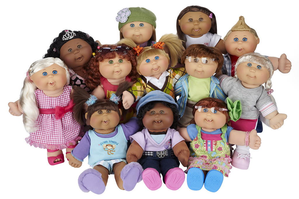 80s Things You Can Still Buy Today, Cabbage Patch Kids