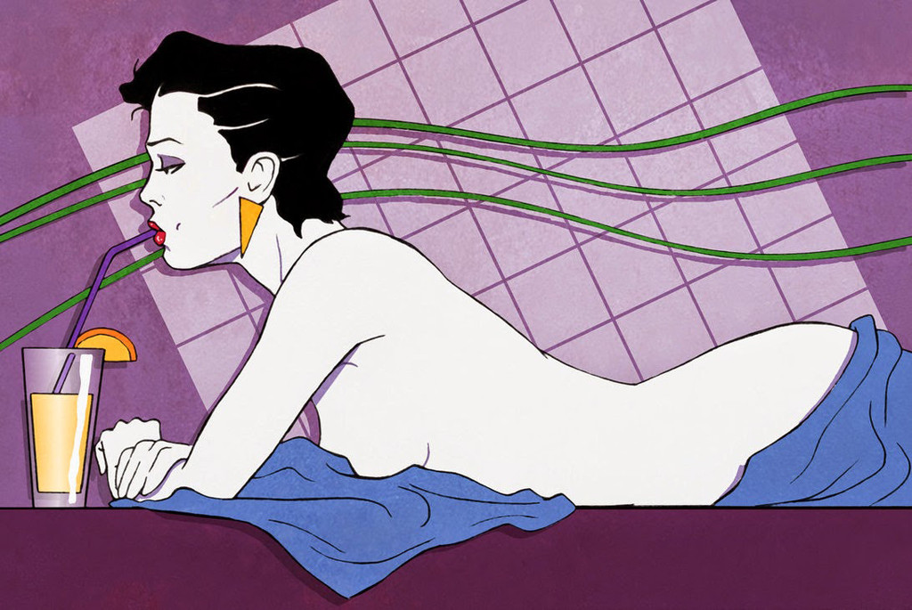 80s Things You Can Still Buy Today, Patrick Nagel Art