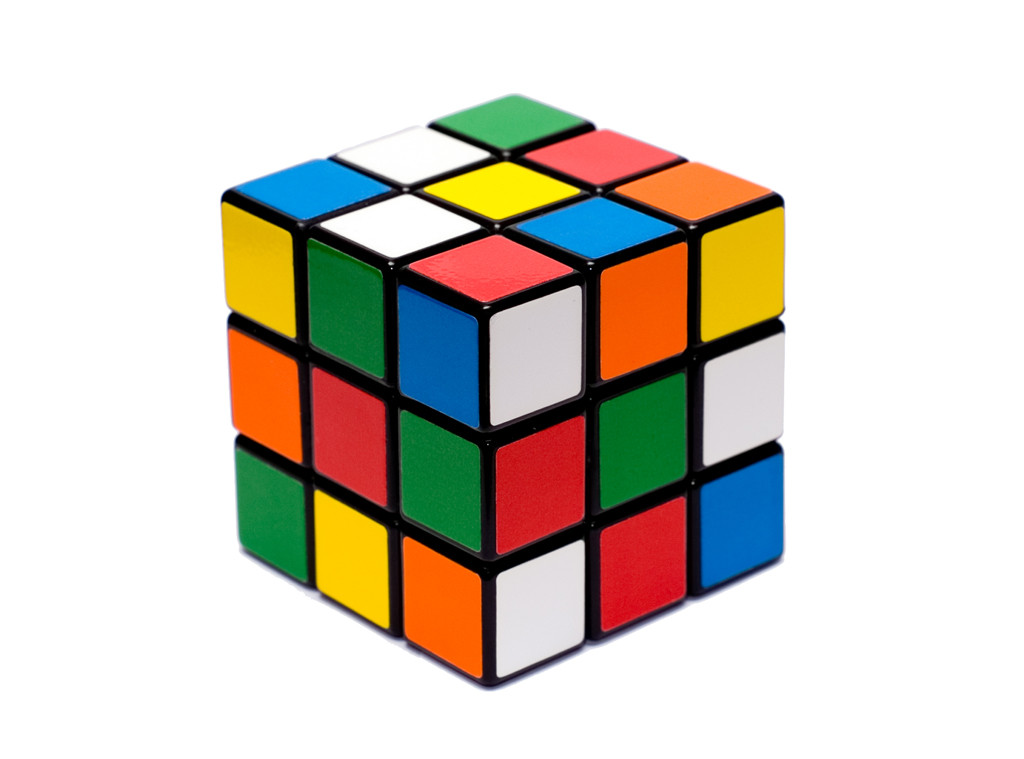 80s Things You Can Still Buy Today, Rubik's Cube