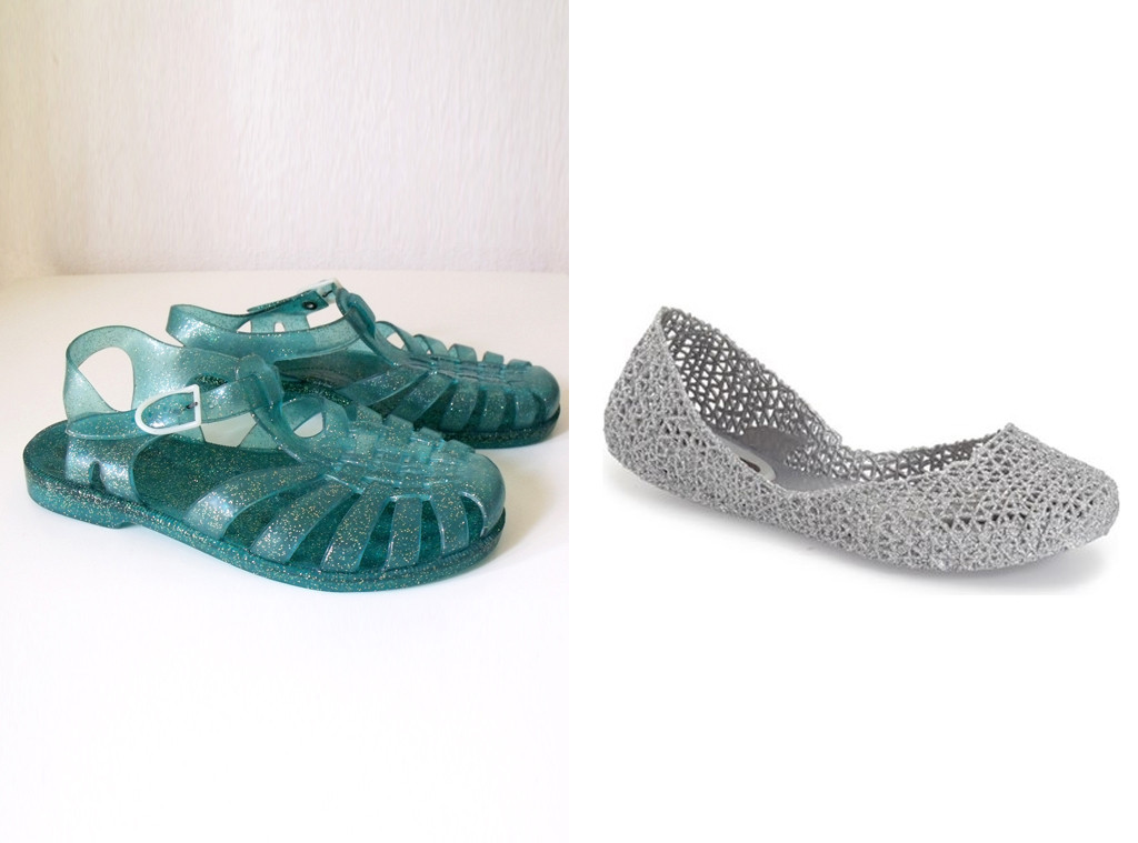 80s Things You Can Still Buy Today, Jelly Shoes