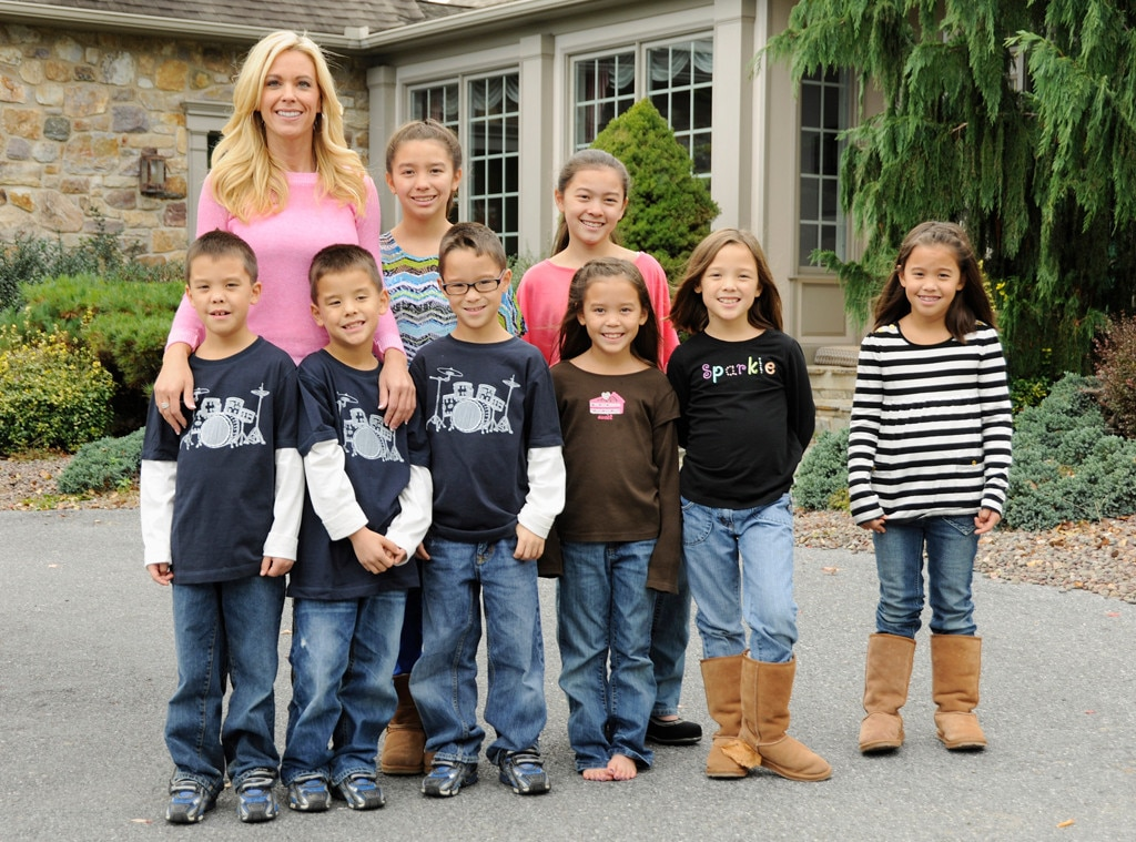 Kate Gosselin, Kids
