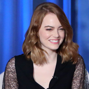 Emma Stone Breaks a Sweat as She Twerks With Ellen ...