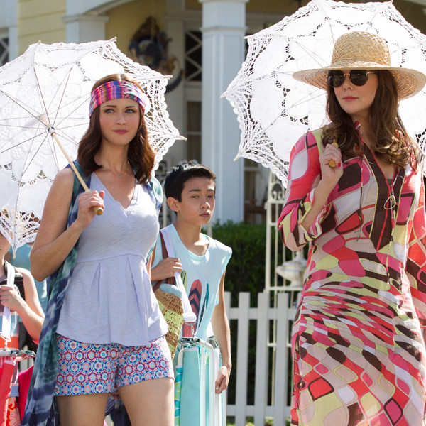 <i>Gilmore Girls: A Year in the Life</I> Fashion Secrets Revealed</i>