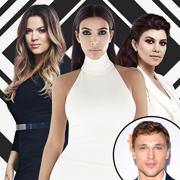 Khloe Kardashian, Kourtney Kardashian, Kim Kardashian, Will Moseley