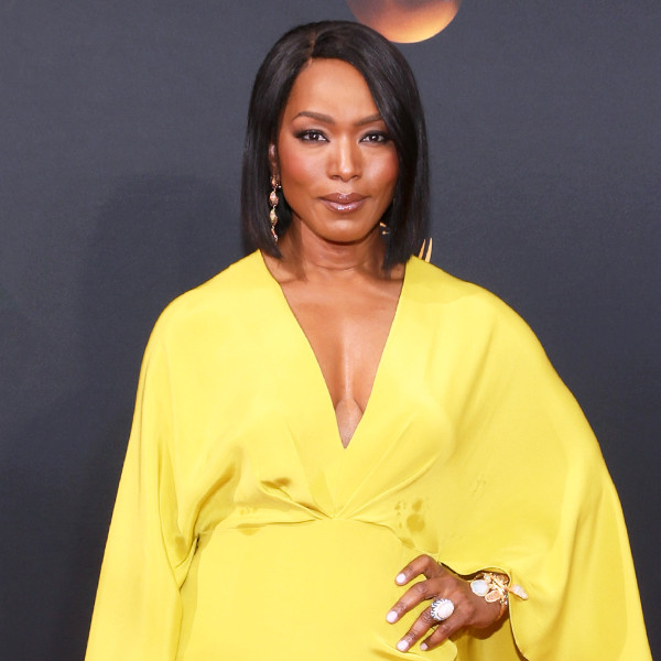 Angela Bassett, 2016 Emmy Awards, Arrivals