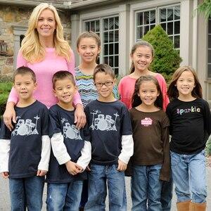 Kate Gosselin, Kids