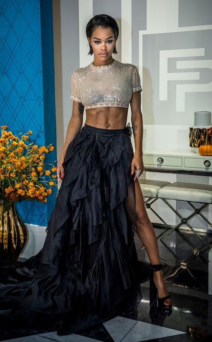Fashion Police, Teyana Taylor, 2016 American Music Awards