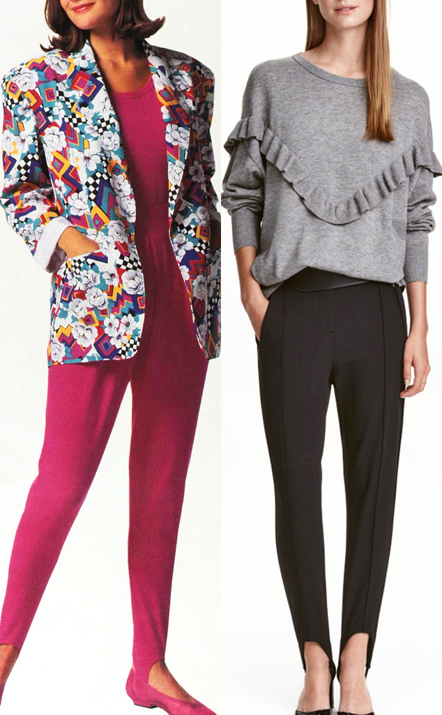 80s Things You Can Still Buy Today, Stirrup Pants