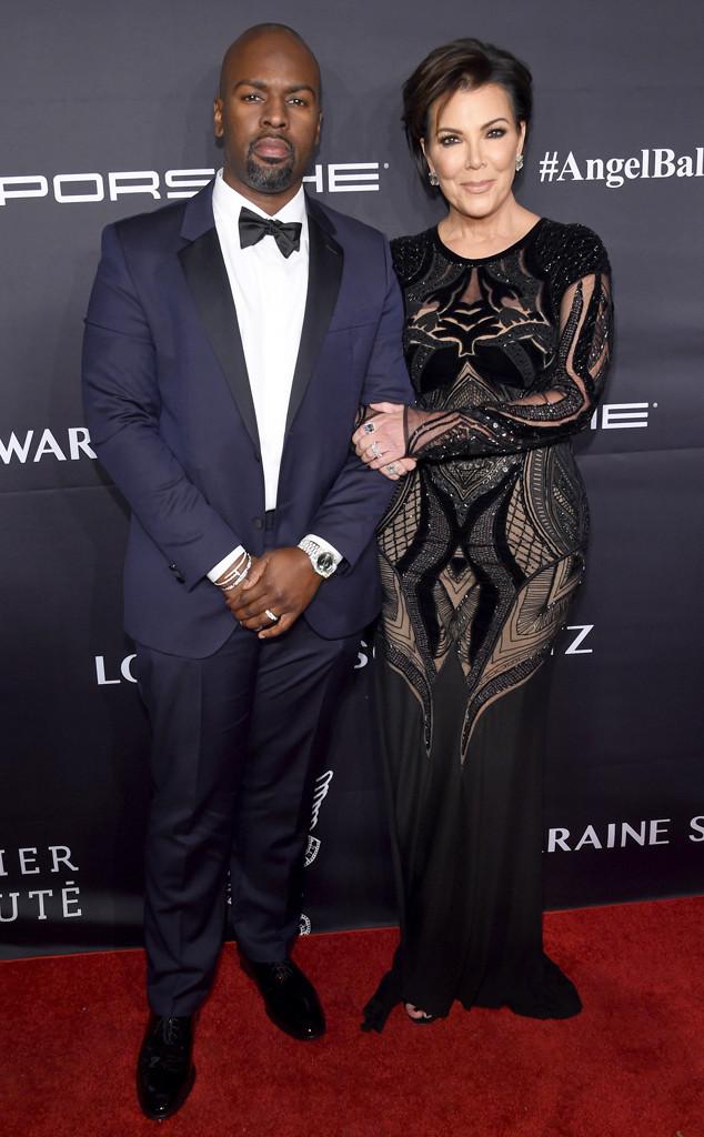 Kris Jenner, Corey Gamble