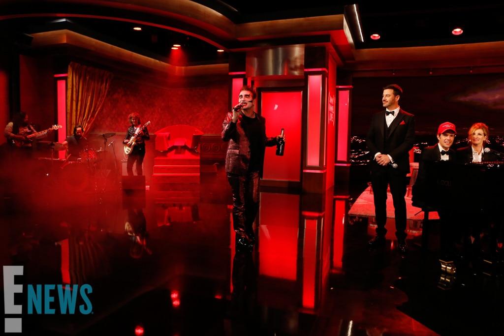 Jimmy Kimmel Live, Bono, Julia Roberts, Channing Tatum, Kristen Bell, DJ Khaled, Neil Patrick Harris, Halsey, The Killers