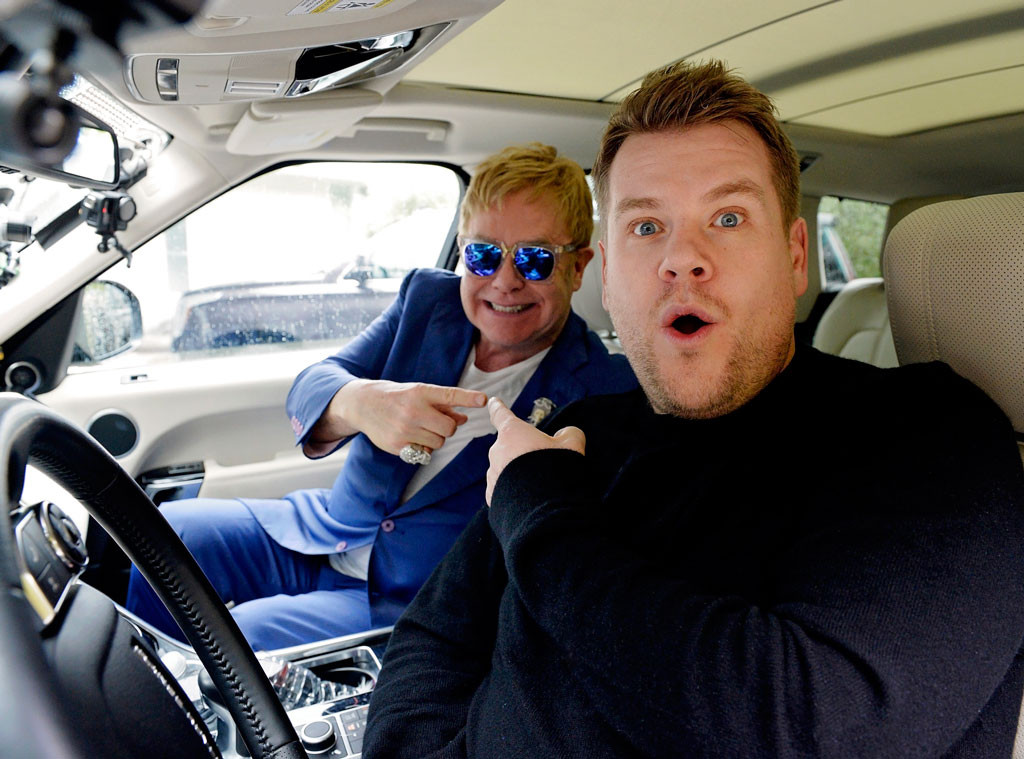 Carpool Karaoke, James Corden