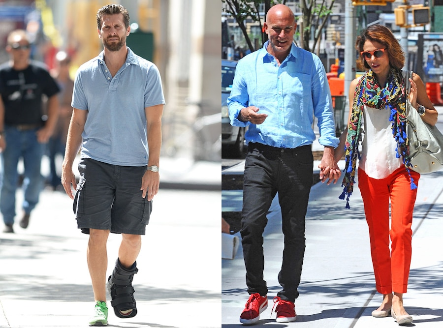 Bethenny Frankel, Dennis Shields, Jason Hoppy