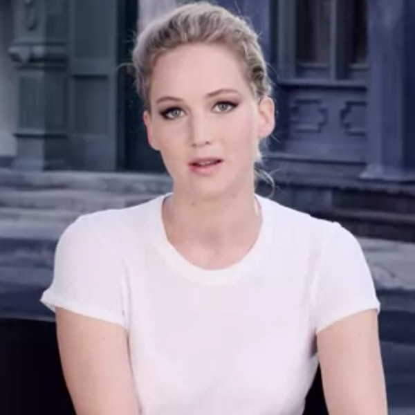 Jennifer Lawrence, Vanity Fair