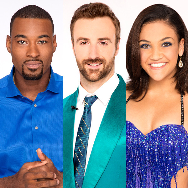 DWTS, Calvin Johnson, Laurie Hernandez, James Hinchcliffe