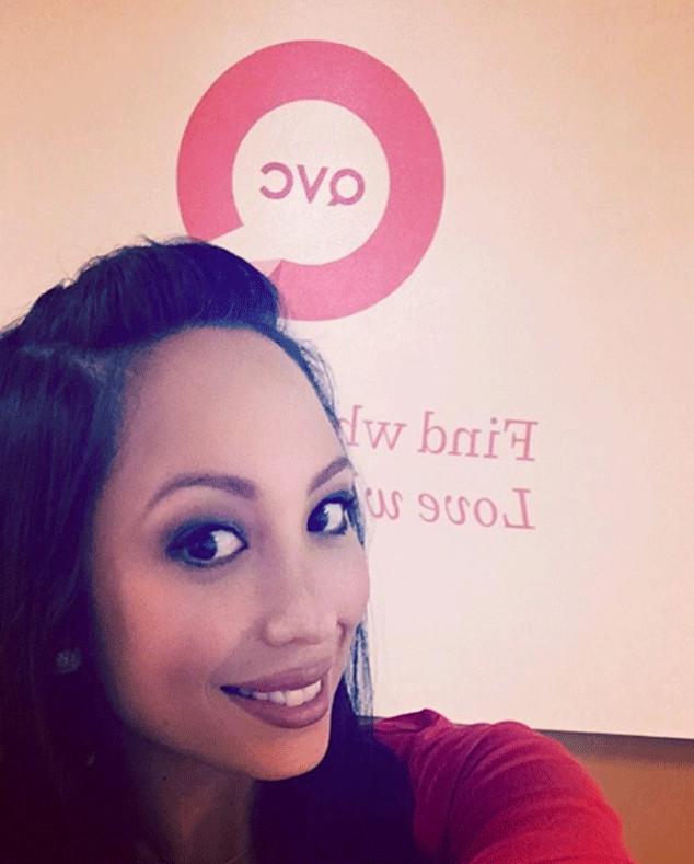 Cheryl Burke, QVC