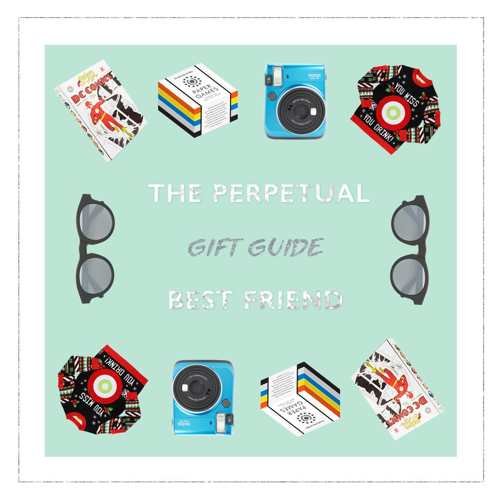 ESC: 2016 Gift Guide, The Perpetual Best Friend, Widge