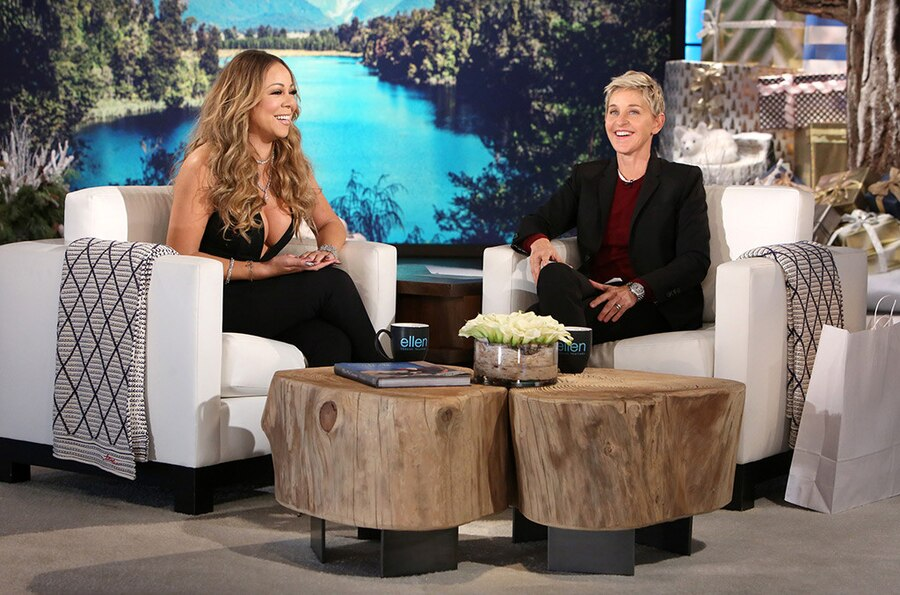 Mariah Carey, The Ellen DeGeneres Show