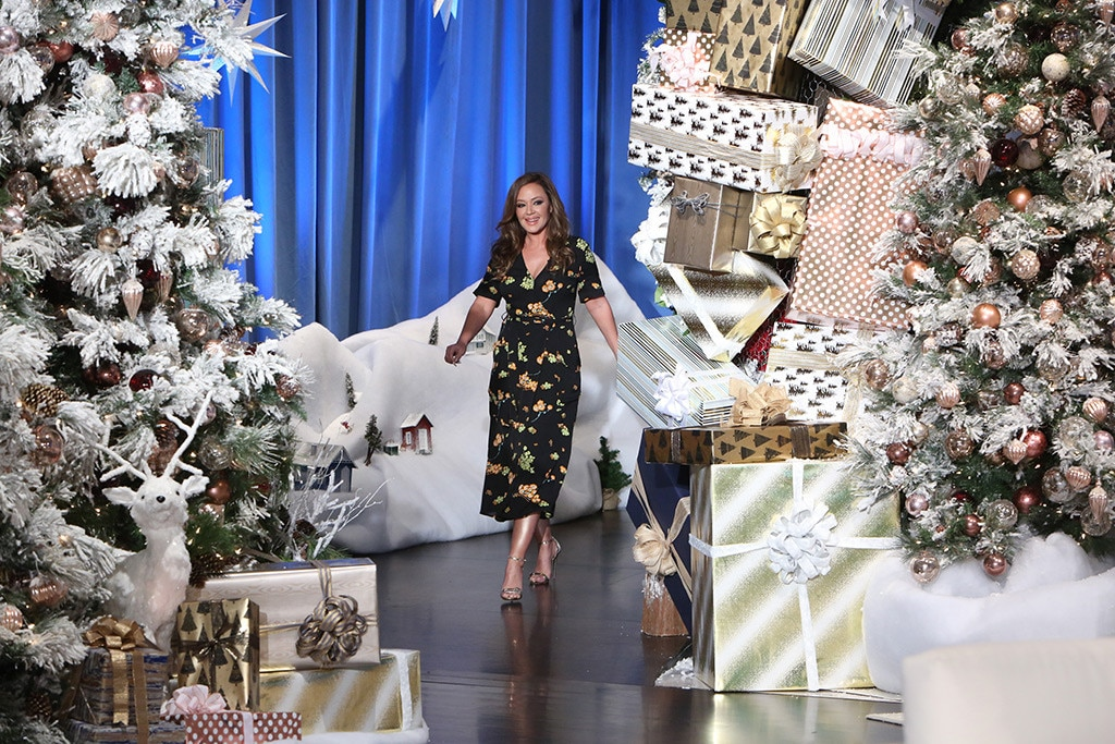 Leah Remini, The Ellen DeGeneres Show