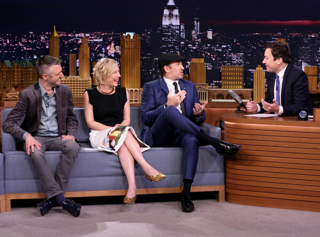 The Tonight Show With Jimmy Fallon, Gilmore Girls