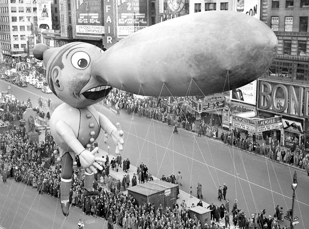 Scariest Macy's Thanksgiving Day Parade Floats, 1937