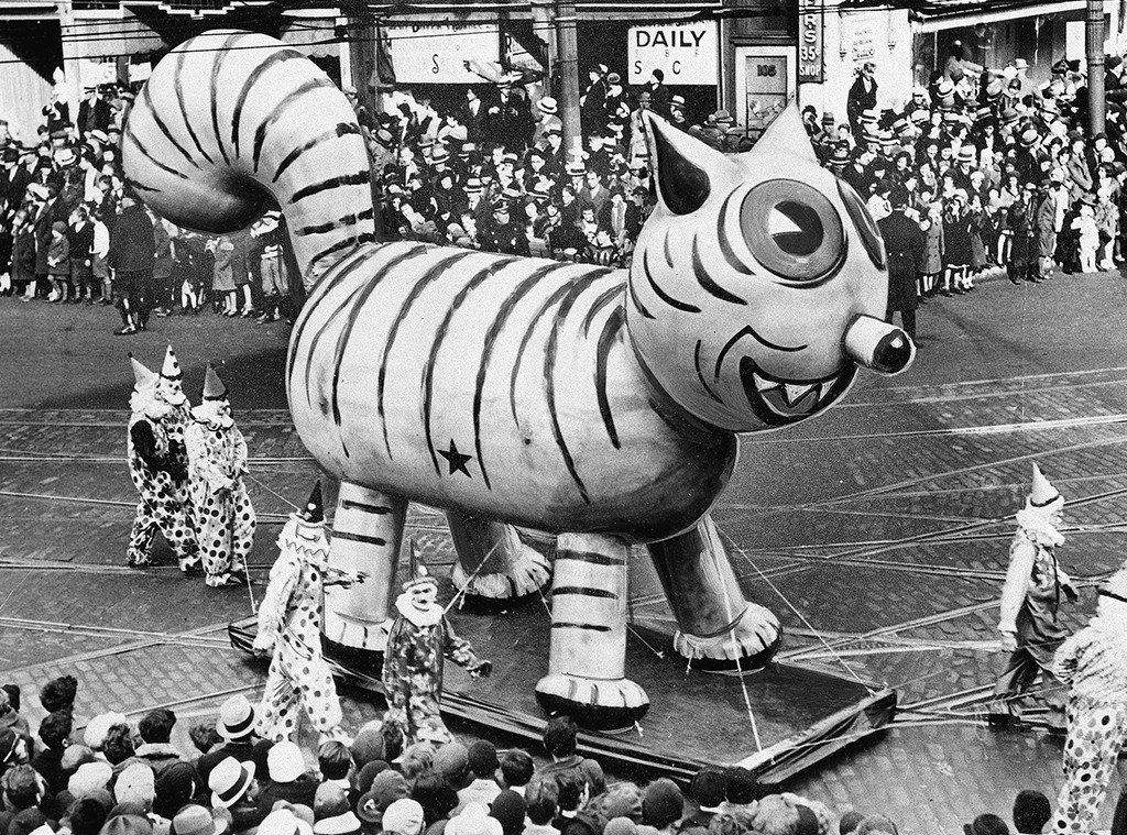 Scariest Macy's Thanksgiving Day Parade Floats, 1931