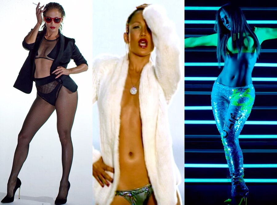 Jennifer Lopez, Music Video