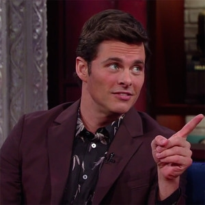 James Marsden, The Late Show