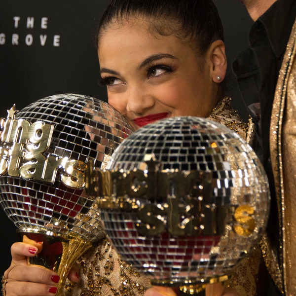 Dancing With the Stars, Laurie Hernandez, DWTS