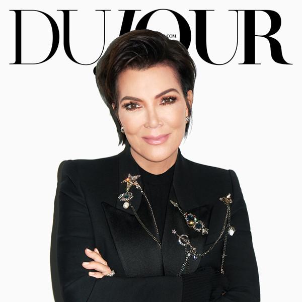 Kris Jenner, DuJour