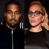 Kanye West, Lady Gaga
