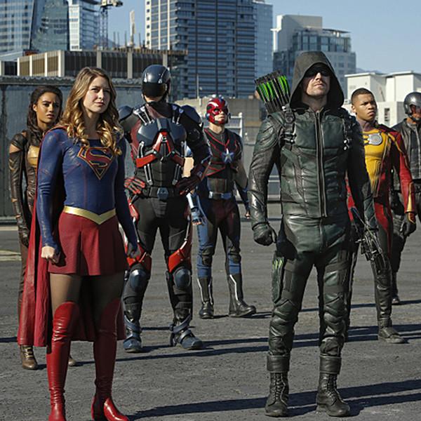 The Flash, Arrow, Legends of Tomorrow, Supergirl