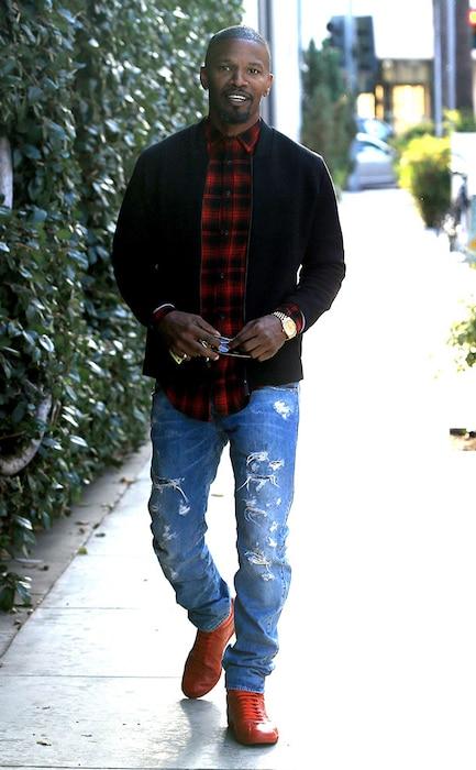 Jamie Foxx, Beverly Hills
