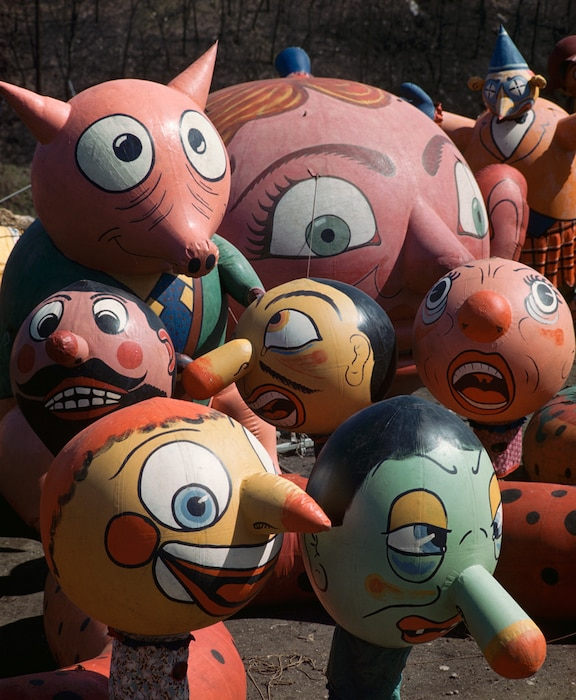 Scariest Macy's Thanksgiving Day Parade Floats