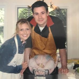 Sarah Michelle Gellar, Freddie Prinze Jr., Instagram