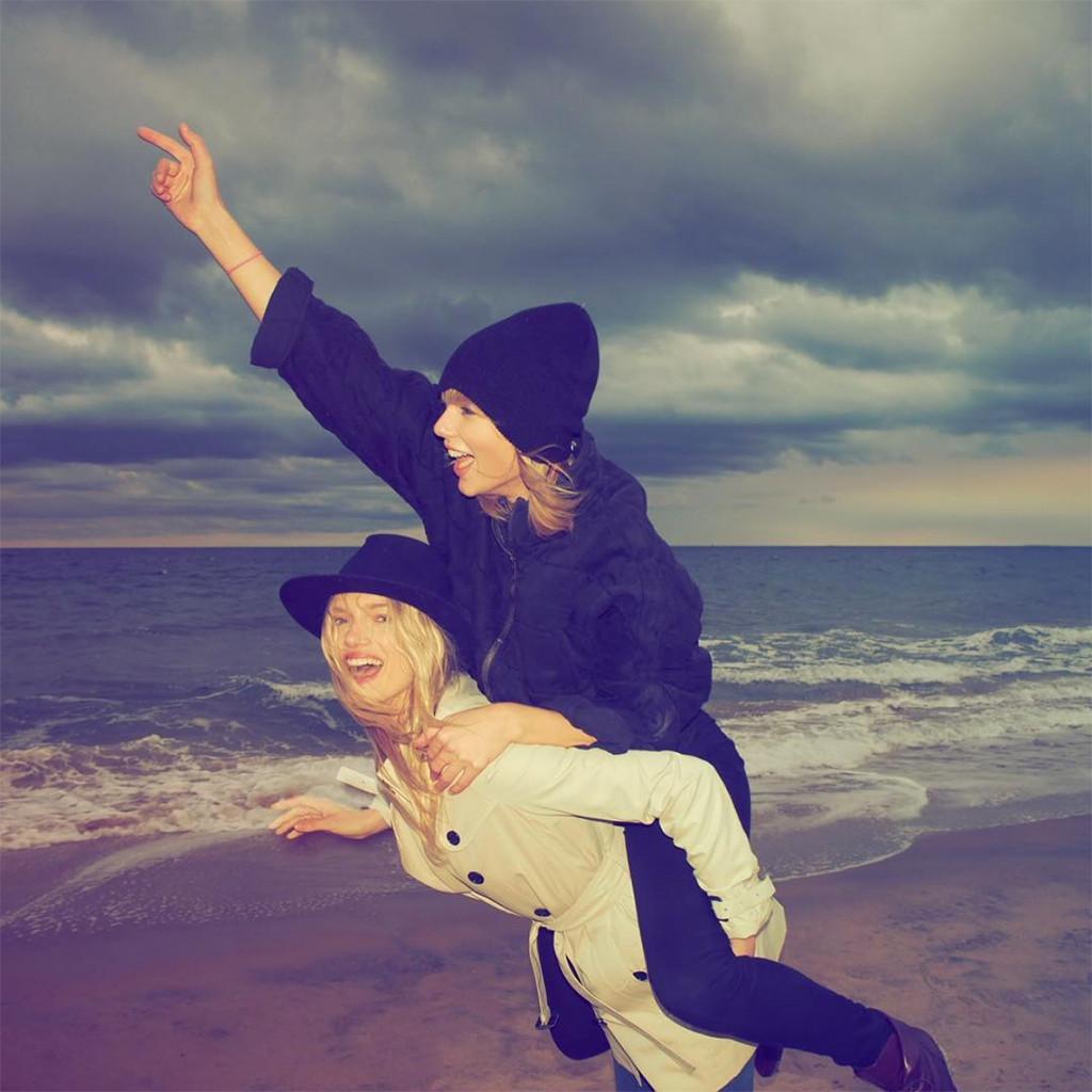 Taylor Swift, Lily Donaldson