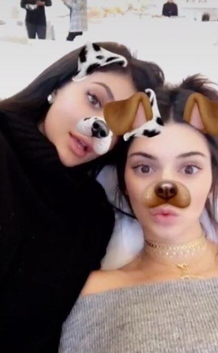 Kendall Jenner, Kylie Jenner, Thanksgiving