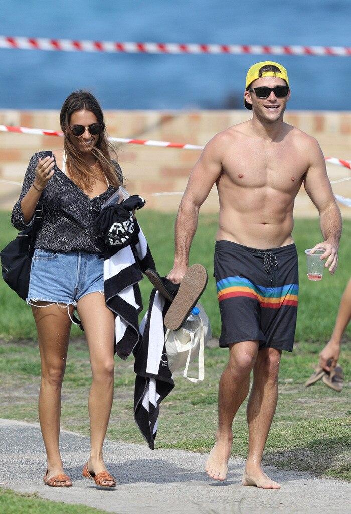 Scott eastwood dating in Australia