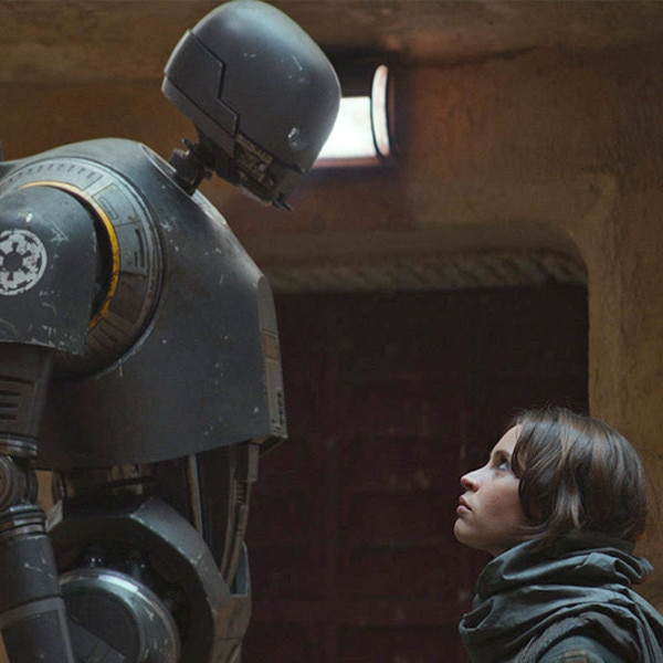 Felicity Jones, Rogue One: A Star Wars Story