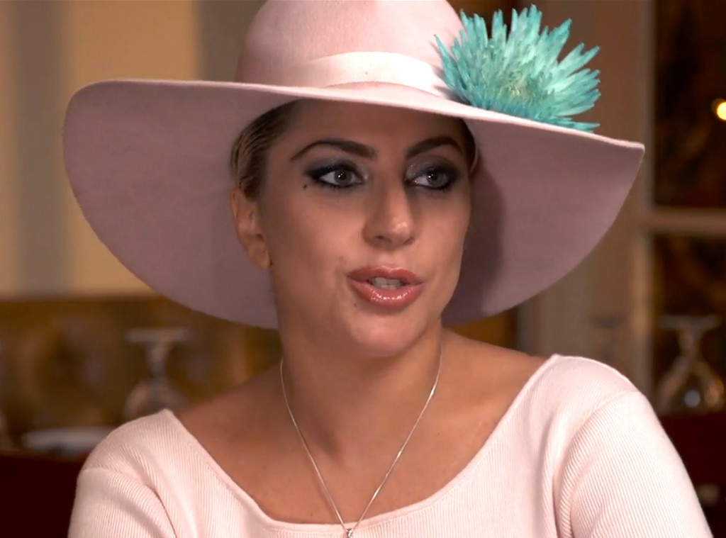 Lady Gaga Interview