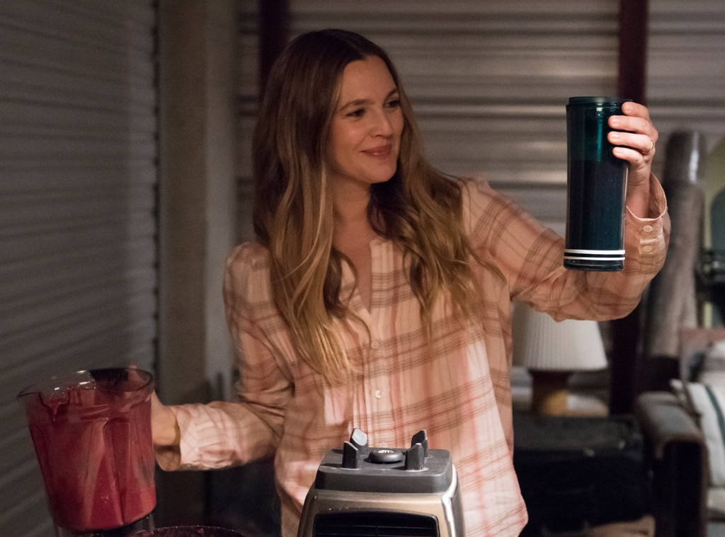 Here's Your First Look at Drew Barrymore's Netflix Comedy Santa Clarita Diet