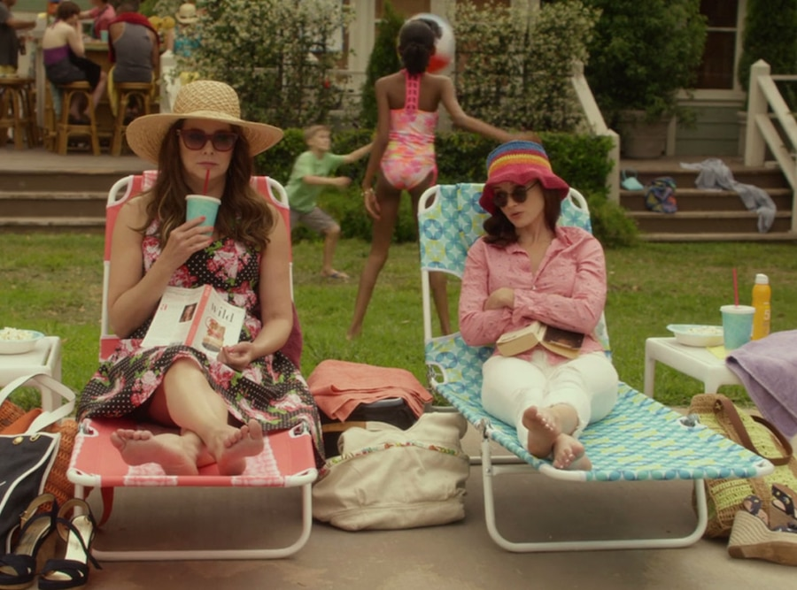Gilmore Girls, Gilmore Girls: A Year in the Life, Costumes