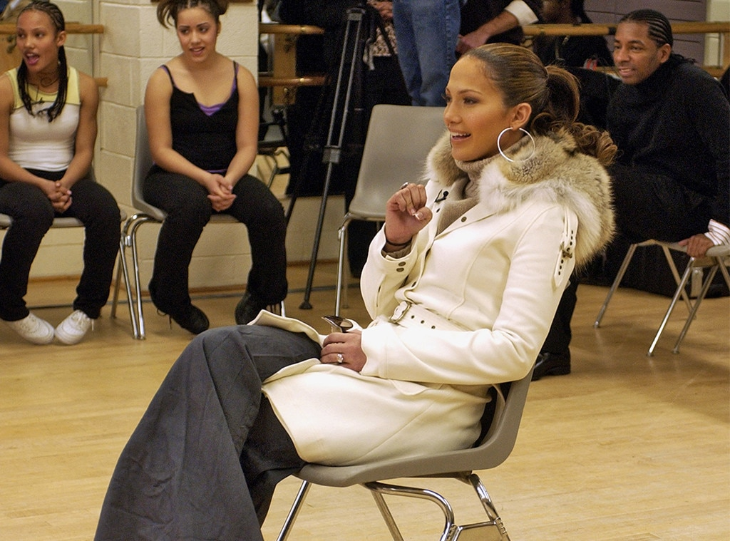 Jennifer Lopez, Kips Bay Boys & Girls Club
