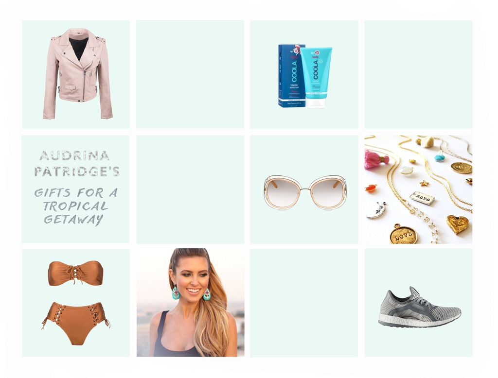 This Holiday Gift Guide Proves Audrina Patridge Is Still Reigning Bikini Queen Of The Hills
