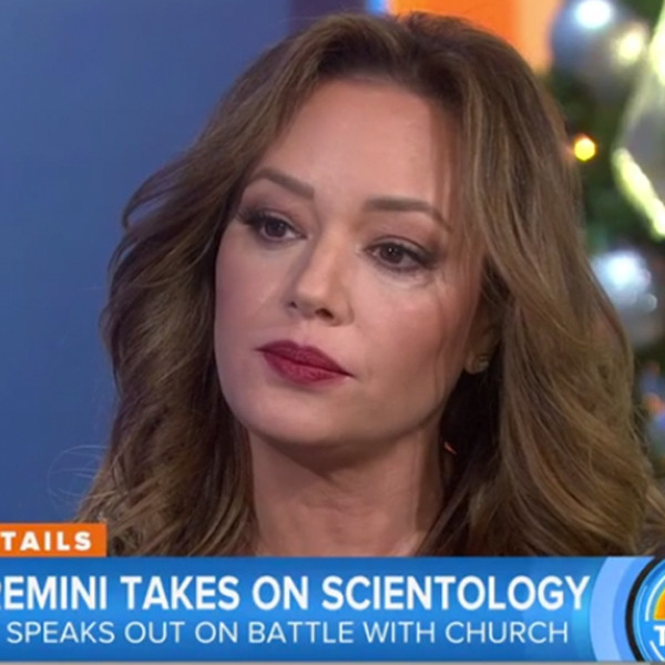 Leah Remini, Today Show