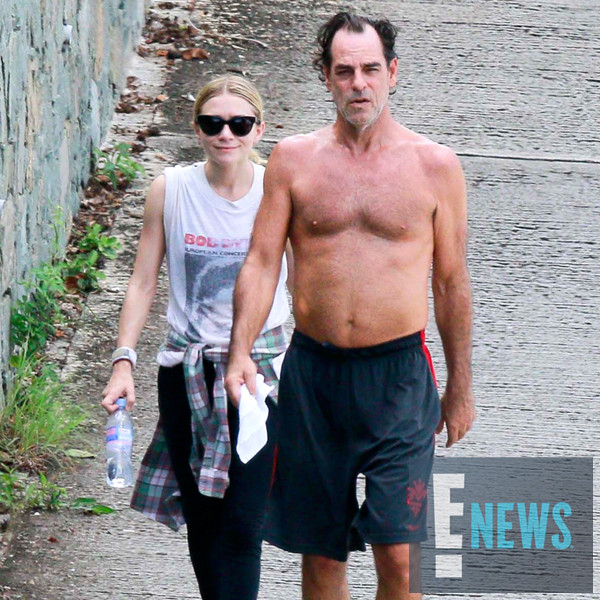 Ashley Olsen, Richard Sachs