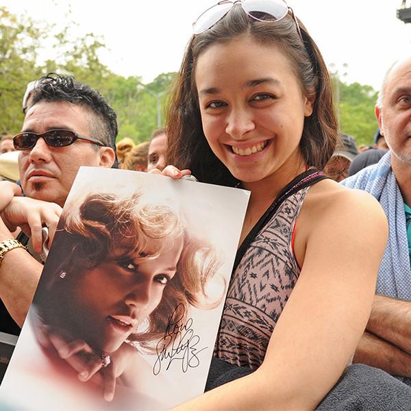 Jennifer Lopez, Fans 2014