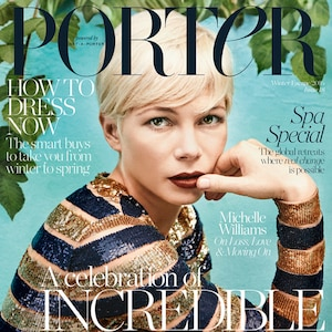Michelle Williams, PORTER