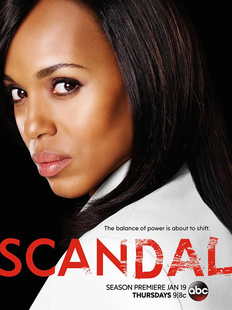 Scandal key art season 6